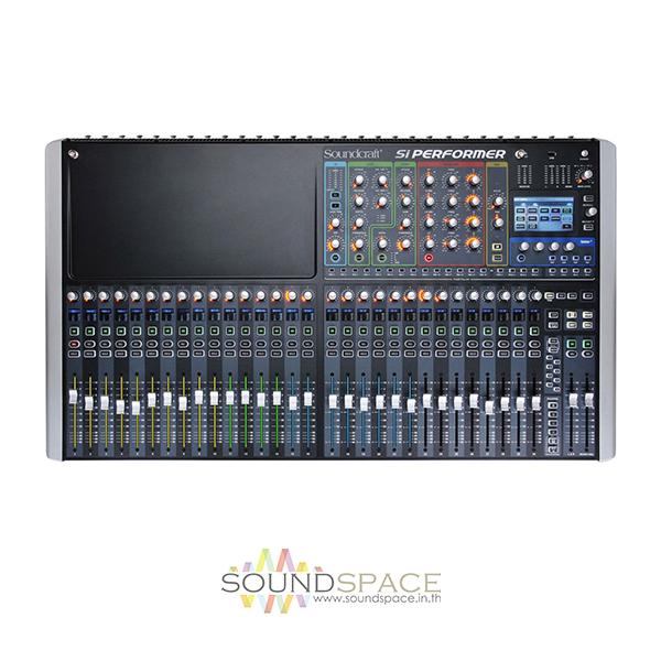 soundcraft si performer 3 digital mixer. Black Bedroom Furniture Sets. Home Design Ideas