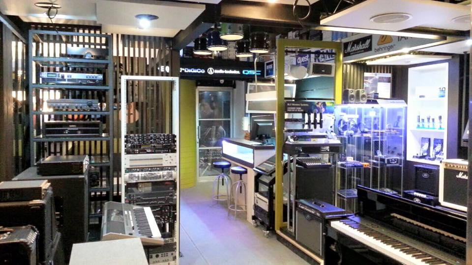ร้าน music space 01