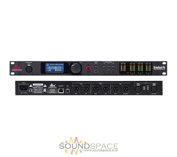 เครื่องปรับแต่งเสียง Dbx Driverack Pa2 Loudspeaker