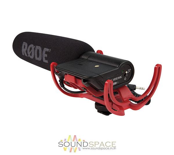 ไมค์ติดกล้อง Rode Videomic Rycote Microphone