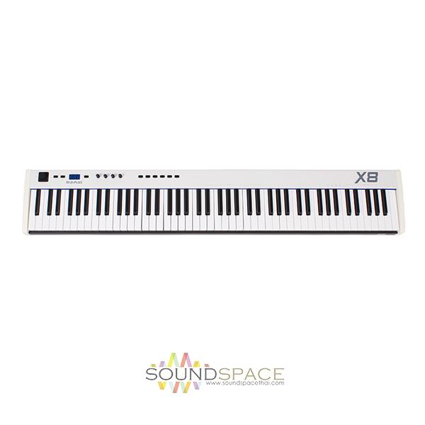 midi keyboard midiplus x8 usb midi with controller