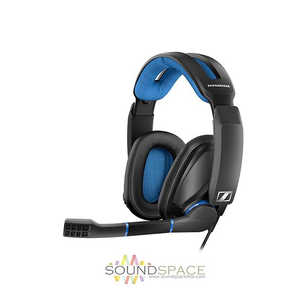 49831f13c97 หูฟังเกม Sennheiser PC320 Gaming Headset - soundspacethai.com